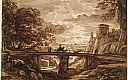 Thumbnail : Claude Lorrain Landscape Drawings from the British Museum at the Clark, by Michael Miller